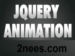 دورة jQuery Effect باللغة العربية