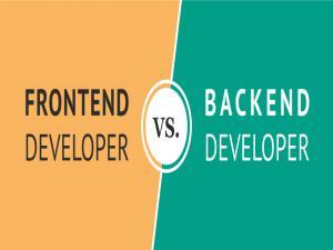 الفرق بين ال Front-End وال Back-End وال Full Stack